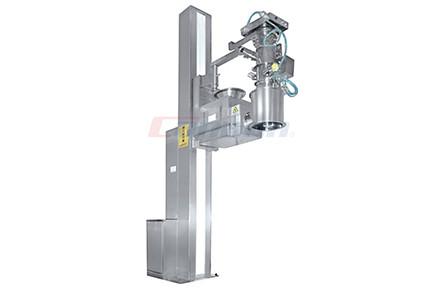 ZLZ Series Vacuum Mill, Stationary