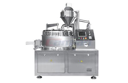 LB centrifugal granulating & coating machine