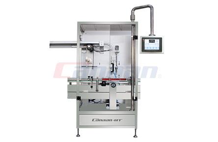 BT120 Series Manual top labeling machine