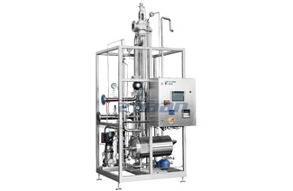 What are the Two Cleaning Methods of the Multi-Effect Water Distiller?