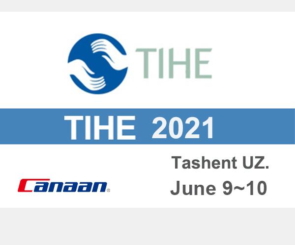 International Healthcare Exhibition- TIHE 2021